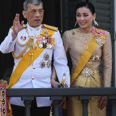 Neue Königin bringt Thais einen Extra-Feiertag