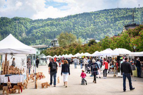 """""""Kunst am See"""" in Bregenz findet ab kommendem Freitag statt. U. Mittelberger"""