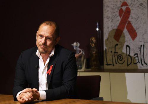 Life-Ball-Organisator Gery Keszler nimmt nach 26 Jahren Abschied. APA