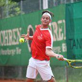 Fliegender Wechsel von VorarlbergsHerrenteams in Tennis-Bundesliga