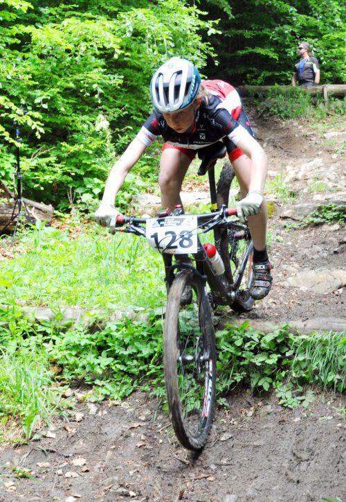 Lisa Feurstein (RV Dornbirn/Bikeworks) sorgte als Dritte beim Auftaktrennen in Haiming für die einzige Vorarlberger Podestplatzierung.Verein