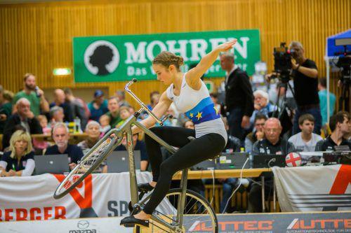 Lorena Schneider war die klare Nummer eins in Altdorf. Steurer