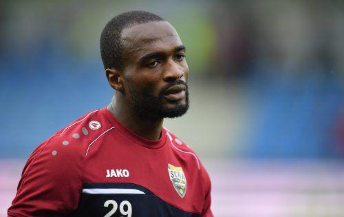 Louis-Clement Ngwat-Mahop soll weiter im Verein gehalten werden. gepa