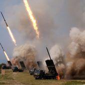 Nordkoreanische Tests lösen Besorgnis aus