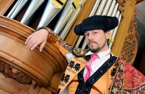 Marc Fitze reist für das vierte Konzert aus Bern an. lcf