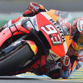 Marquez in Le Mans unschlagbar