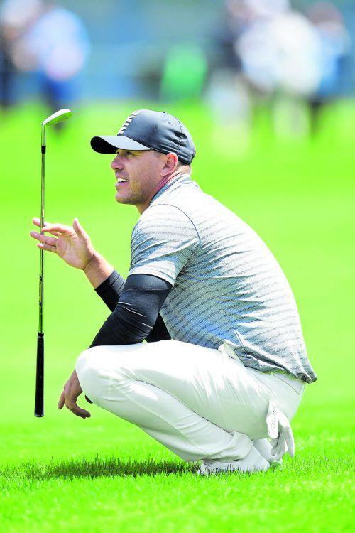 Mit Brooks Koepka ist bei den Major-Golfturnieren immer zu rechnen. Bei den PGA-Championships in New York ist er der Titelverteidger.pa