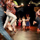 Tanzabteilung öffnet zum Schnuppern ihre Türen
