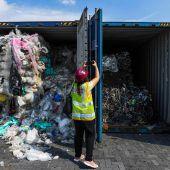 Malaysia schickt Tausende Tonnen Müll an reiche Länder zurück