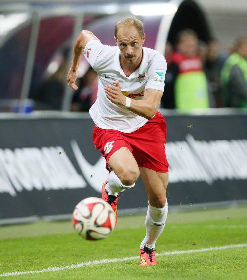 Mit Rasenball Leipzig schaffte Matthias Morys den Durchbruch. In 49 Spielen gelangen ihm fünf Tore. Für Aalen traf er in 147 Partien 44 Mal.gepa
