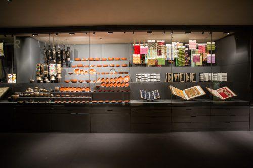 Museen sind kulturelle Plattformen, die ihre Sammlungen immer wieder neu und überraschend präsentieren.vn/steurer
