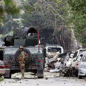 Taliban greifen eine Hilfsorganisation an