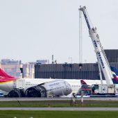 Pilot: Blitz schlug in Moskauer Unglücksmaschine ein
