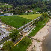 Das Lochauer Strandbad startet neu durch