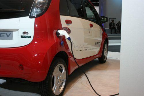 Nachtstrom wird beim Aufladen von E-Autos bevorzugt. VN/Gasser