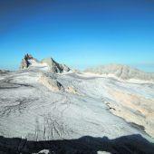 Österreichs Gletscher verlieren jährlich einen Meter an Eisdicke