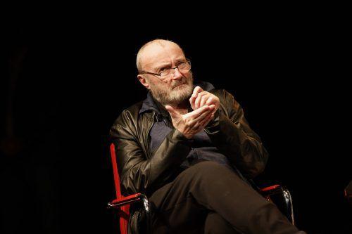 Phil Collins wird weiterhin mit Grazer Studenten arbeiten.apa