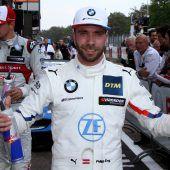 Perfektes Wochenendefür BMW-Pilot Eng