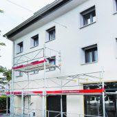 Neubau oder Haussanierung