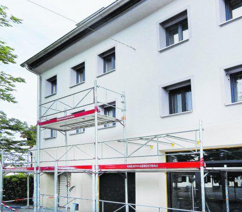 Planung Die Sanierung eines Gebäudes muss ebenso sorgfältig geplant werden wie ein Neubau.Foto: A. Kopf