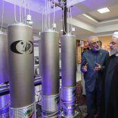 Iran setzt Teile des Atomdeals aus