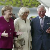 Prinz Charles und Camilla auf Deutschlandbesuch