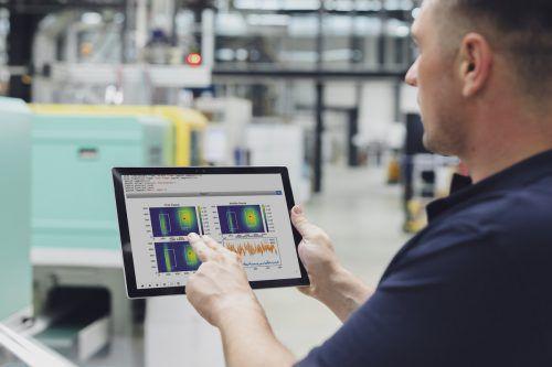 Produktionsleitsysteme von TIG sind logisch aufgebaut und gewährleisten Effizienz. Fa/Mayer