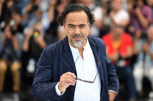 Regisseur Alejandro Gonzalez Inarritu ist der diesjährige Jurypräsident.