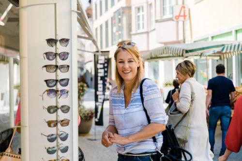 Reizvoll: Ein Einkaufsbummel durch Bludenz.Hefti Impressions und Bludenz Stadtmarketing GmbH