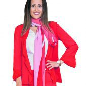 Lady in Red! Diese Farbe ist der absolute Knaller!
