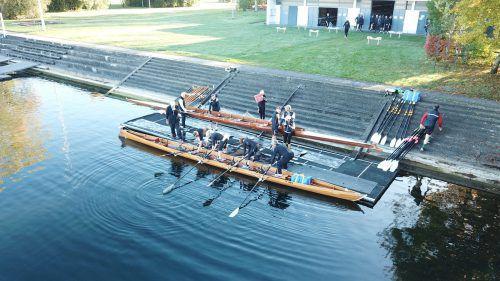 Ruderverein Wiking Bregenz präsentiert sich morgen, Samstag, von 14 bis 18 Uhr.