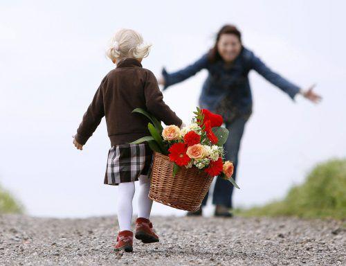 Rund 45 Euro geben Vorarlberger pro Person für Muttertagsgeschenke aus. APA