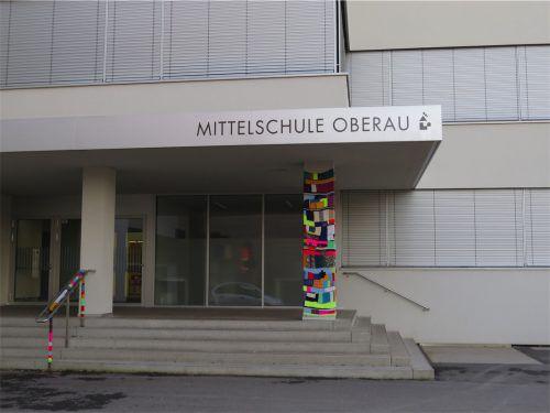 Schwere Mobbingvorwürfe an der Mittelschule Gisingen-Oberau. Archiv