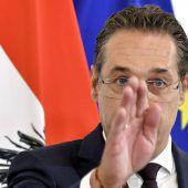 Strache hat Anspruch auf EU-Mandat