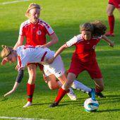 Dornbirns Frauen im Cupfinale
