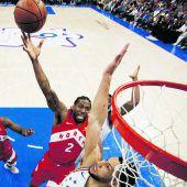 Doppelter Ausgleich in den NBA-Play-offs