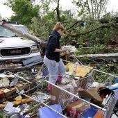 Mehr als 30 Tornados in den USA