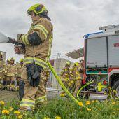 80 Jahre Getzner-Feuerwehr