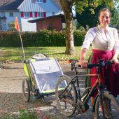 Fahrradsegnung in Sulzberg