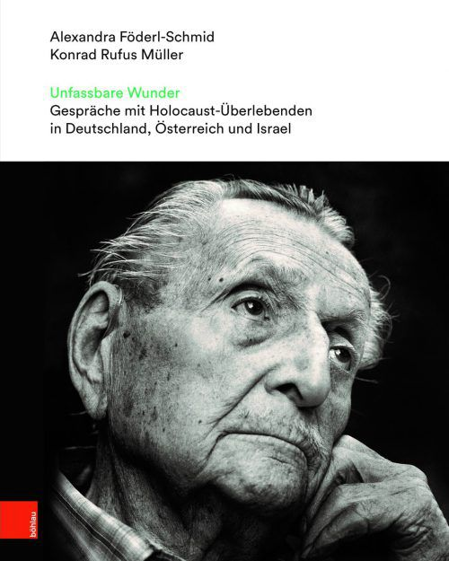 Unfassbare WunderAlexandra Föderl-Schmid und Konrad Rufus Müller, Böhlau Wien, 184 Seiten