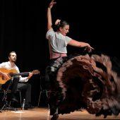 Feurige Flamenco-Abende mit Andrés Ángel
