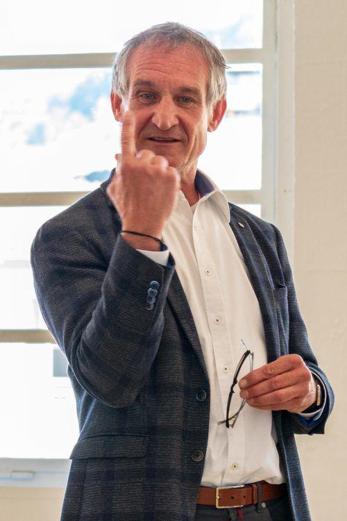 Versucht bei Gemeindewahl 2020 noch einmal aufzuzeigen: Bregenzer VP-Stadtchef Markus Linhart. VN