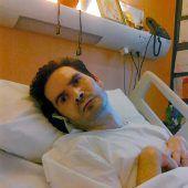 Ärzte lassen Wachkoma-Patient Vincent Lambert sterben