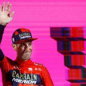 Giro dItalia garantiert Spektakel undNibali will Altersrekord