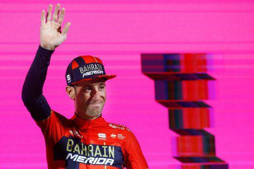 Vincenzo Nibali gewann die Landesrundfahrt 2013 und 2016.AFP