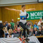 Großkampftage für die Hallenradsportler