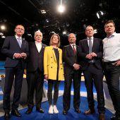 Finale des EU-Wahlkampfs im Schatten von Ibiza