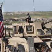 Trump dementiert Militärplan