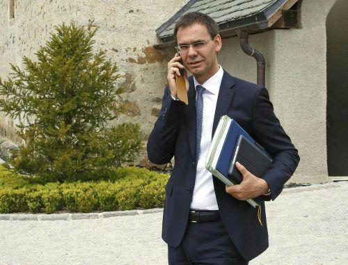 Wallner: Bund müsse Einsatzfähigkeit des Bundesheeres gewährleisten.APA