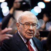 Staranleger Warren Buffett liefert starke Zahlen